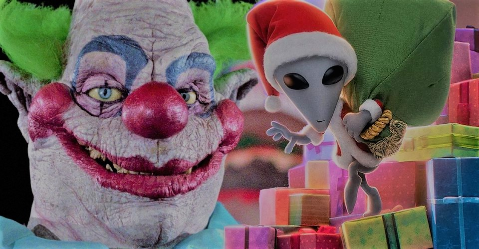 Killer Klowns From Outer Space: How a Sequel Hint Could Include Alien Xmas  ⋆ Ceng News