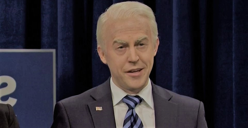 'Saturday Night Live' introduces its new Joe Biden in cold open